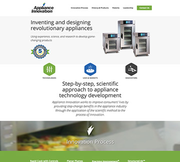 Appliance Innovation