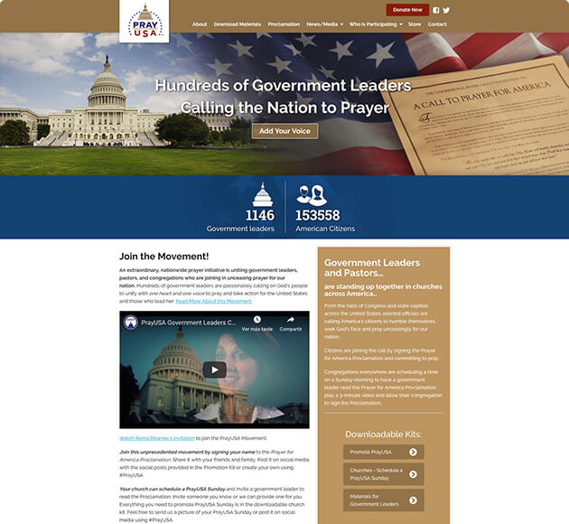 Congressional Prayer Caucus Foundation Internal 1
