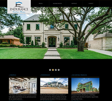 Endurance Custom Homes