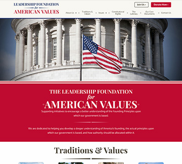 Leadership Foundation for American