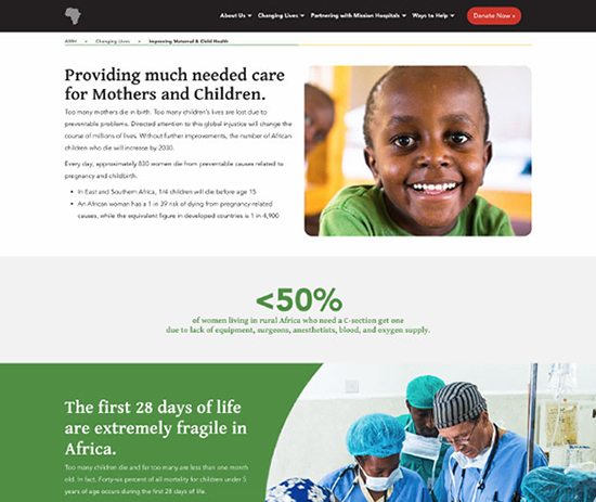 African Mission Healthcare Internal 1