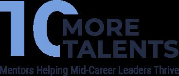 10moretalents Logo